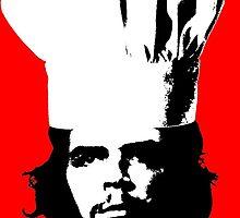 Chef Guevara by DanBoldy