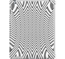 Zig Zag Patterns iPad Case/Skin