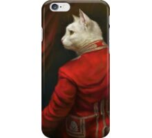 The Hermitage Court Chamber Herald Cat iPhone Case/Skin