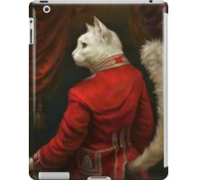 The Hermitage Court Chamber Herald Cat iPad Case/Skin