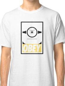Obeyable Me - Black Edition Classic T-Shirt