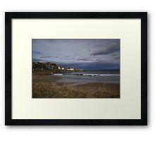 Sandend, Aberdeenshire Framed Print