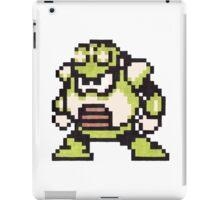toad man iPad Case/Skin