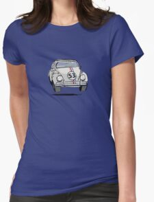 Beetlemania Womens Fitted T-Shirt