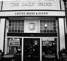 Daily Grind by Clint Alford