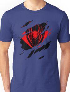Secret Identity: Ultimate Spider Man Unisex T-Shirt