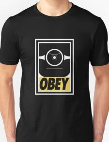 Obeyable Me - White Edition Unisex T-Shirt