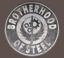 Brotherhood of Steel (Battle Worn Effect) by OriginalApparel