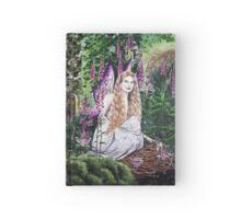 Hannah Titania and the foxglove fairies Hardcover Journal