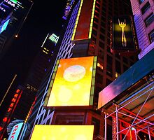 Times Square by Colleen Friedman