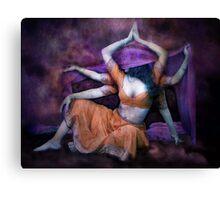 Mythical Maiden Canvas Print