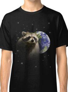 Raccoon Dream6 Classic T-Shirt