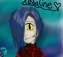 Xedaline by creepytheirken