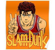 Sakuragi V  Poster