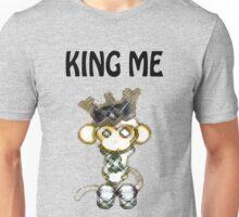 King Me Monkey King Unisex T-Shirt