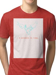heartless beat tranquil sound, so untruthful now Tri-blend T-Shirt