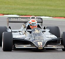 Lotus F1 - Type 91 - 1982 by Nigel Bangert