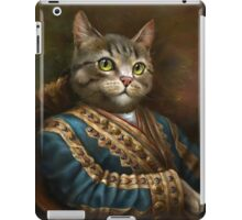 The Hermitage Court Outrunner Cat  iPad Case/Skin