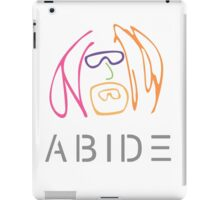 The Dude Abides: Imagine iPad Case/Skin