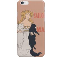 Sailor's May iPhone Case/Skin