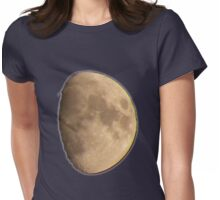 moon unit (in homage to Frank Zappa's creative mind) Womens Fitted T-Shirt