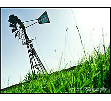 Great Ocean Road Windmill Photographic Print