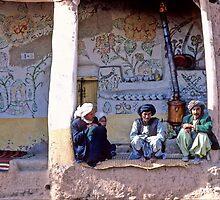Chai Hana, Kundusu, Afghanistan by yoshiaki nagashima