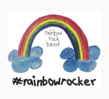 #rainbowrocker One Piece - Short Sleeve