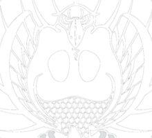 Infamous Grouse Original Emblem Sticker