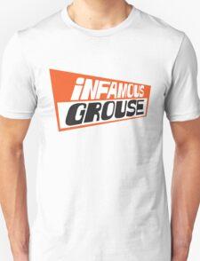 Infamous Grouse Retro logo T-Shirt