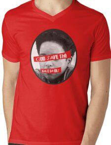 CAKE EATERS Mens V-Neck T-Shirt