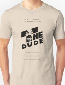 The Dude, Inspired by The Shining T-Shirt