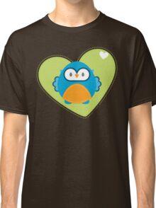 OWL SERIES :: heart hoot 3 Classic T-Shirt