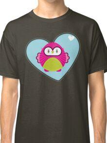 OWL SERIES :: heart hoot 4 Classic T-Shirt