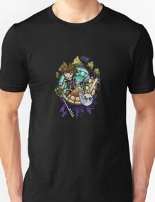 Kingdom Hearts in The Wind Waker style (Sora) T-Shirt