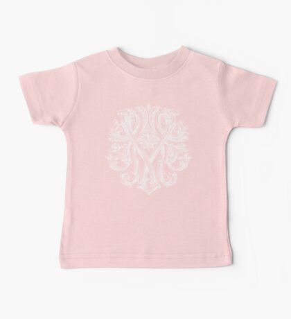 """YAMOLODOY"" Design pattern Baby Tee"