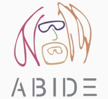 The Dude Abides: Imagine Kids Tee