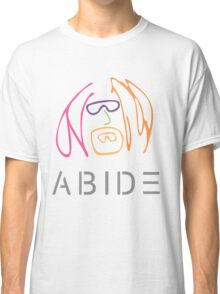The Dude Abides: Imagine Classic T-Shirt