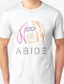 The Dude Abides: Imagine T-Shirt