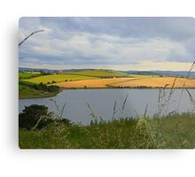 The Land Beyond The Water..................Ireland Metal Print