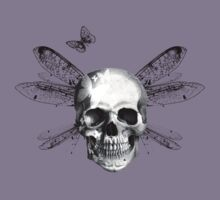 Skulls, wings and butterflies by Stuart Stolzenberg