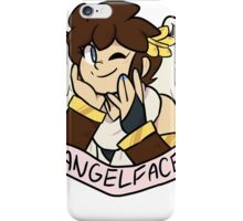 Angel Face [Version 1] iPhone Case/Skin