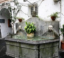 Amalfi Fountains by tamarakenyon