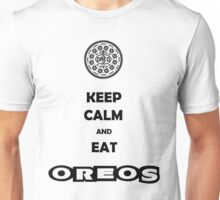Keep Calm and Eat Oreos Unisex T-Shirt