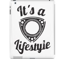 It's a lifestyle iPad Case/Skin
