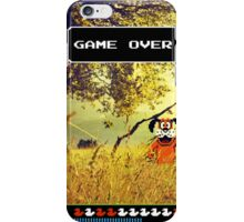Duck Hunt pixel art iPhone Case/Skin