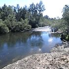 Gentle Rapids Nymboida River by mya1