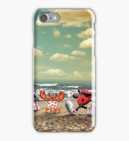 Cool Spot retro pixel art iPhone Case/Skin