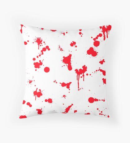Psycho Throw Pillow