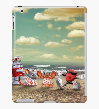 Cool Spot retro pixel art iPad Case/Skin